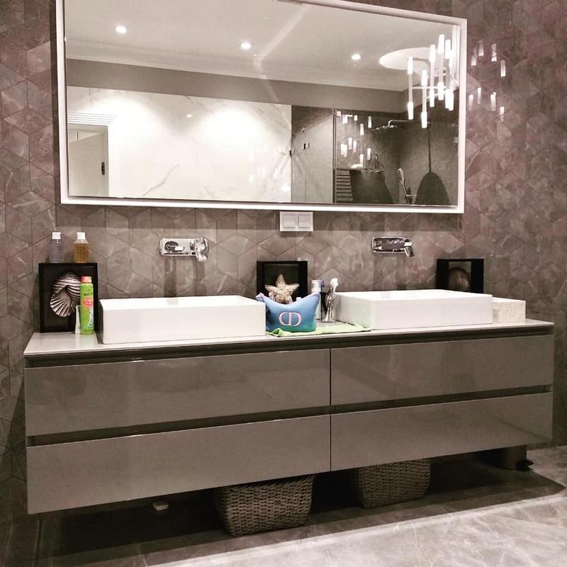 Мебель для ванной комнаты-Мебель для ванной «Модель 26»-фото1