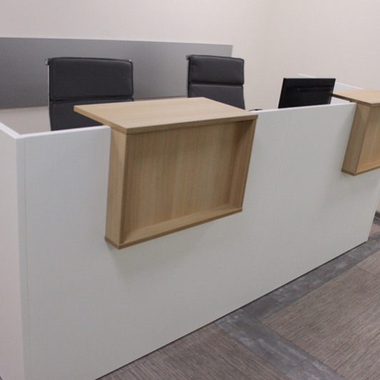 Офисная мебель-Офисная мебель «Модель 52»-фото1