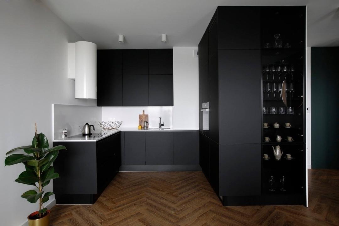 Дорогие и элитные кухни-Кухня из пластика «Модель 602»-фото2