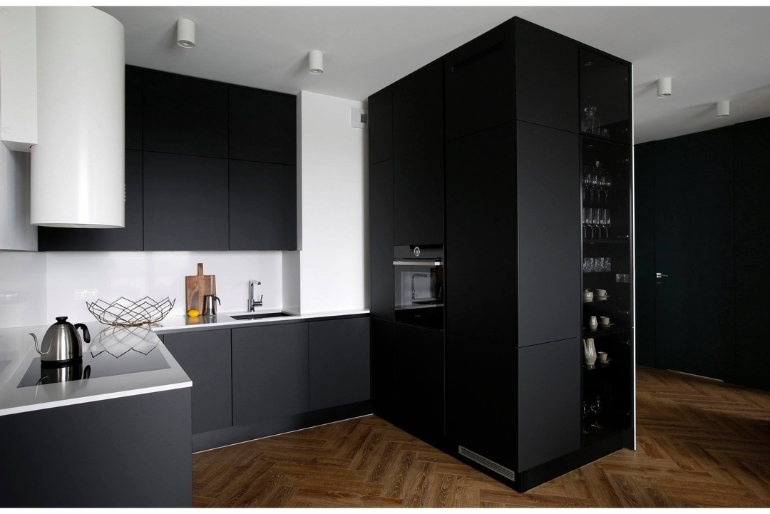 Дорогие и элитные кухни-Кухня из пластика «Модель 602»-фото3
