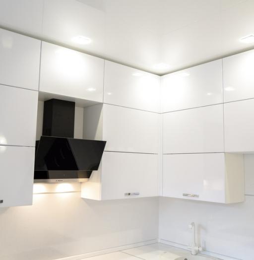 -Кухня из пластика «Модель 142»-фото15