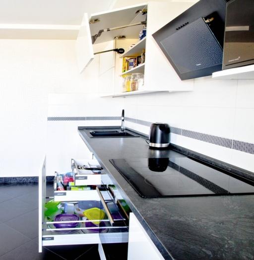 -Кухня из акрила «Модель 405»-фото27