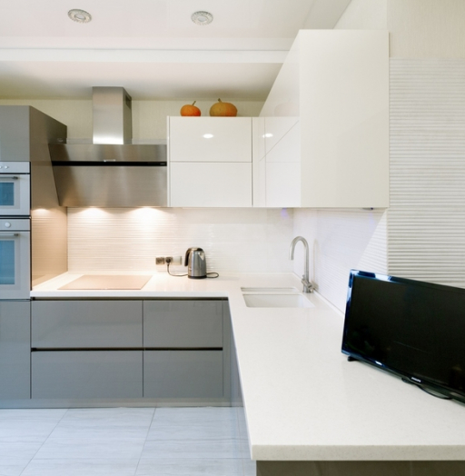 -Кухня из акрила «Модель 411»-фото23