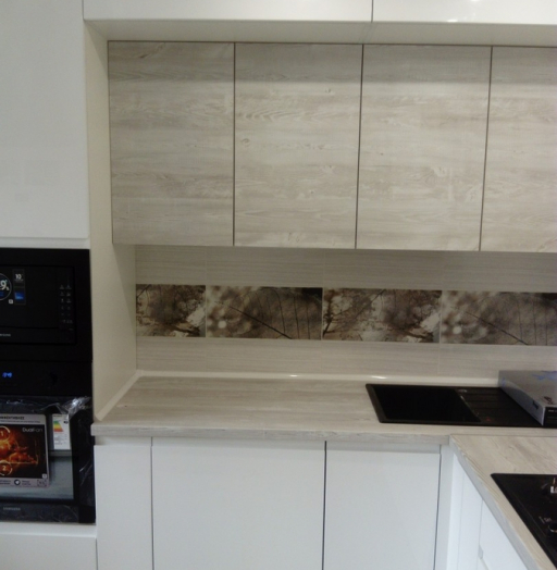 -Кухня МДФ в эмали «Модель 429»-фото21
