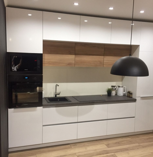-Кухня из акрила «Модель 349»-фото29