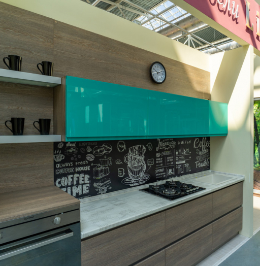 -Кухня МДФ в эмали «Модель 49»-фото18