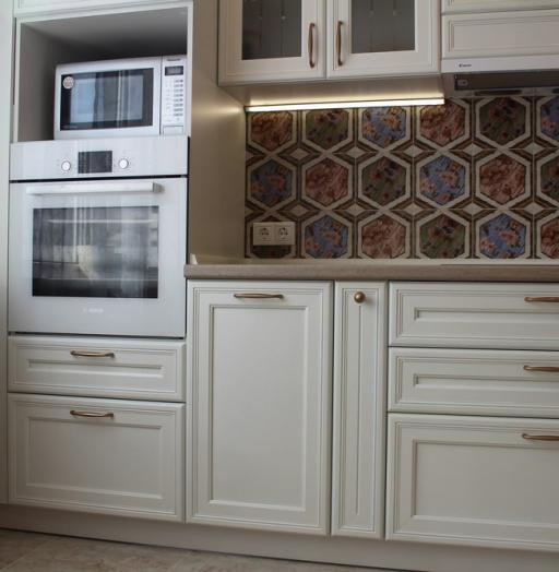 -Кухня из пластика «Модель 134»-фото17