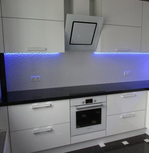 -Кухня из пластика «Модель 143»-фото16